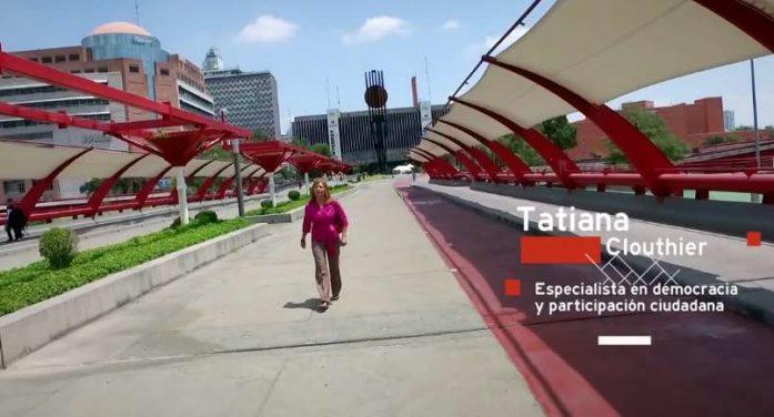 Tatiana Clouthier se suma al proyecto de AMLO para 'hacer historia'