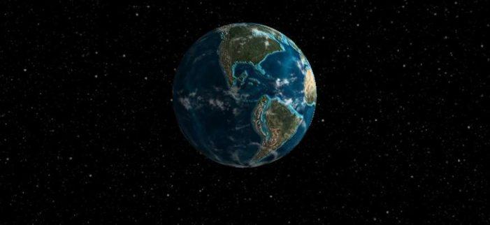 'Viaja en el tiempo' y conoce la Tierra en los últimos 600 millones de años