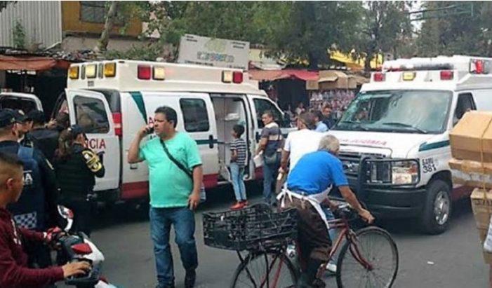 Tiroteo en Tepito deja 7 heridos y un muerto