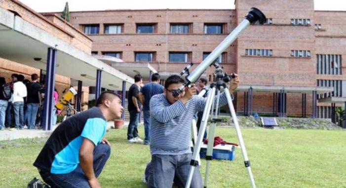 Instituto de Astronomía UNAM y Universum abren sus puertas para ver el eclipse
