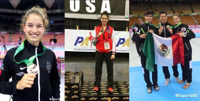 Gana México en la Universiada: oro en clavados y bronce en taekwondo