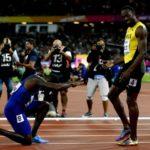 Justin Gatlin destrona a Usain Bolt en su última carrera