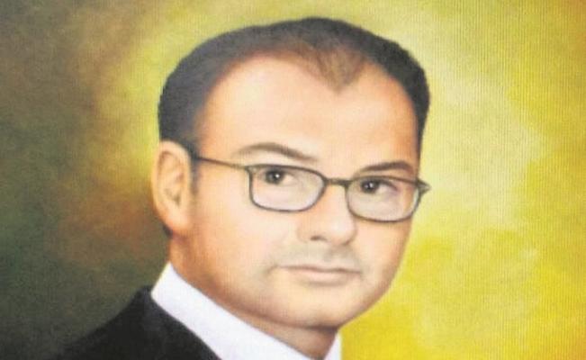 Develarán retrato de Luis Videgaray en Palacio Nacional