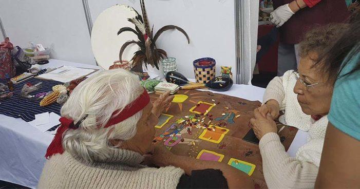 Así fue la Cuarta Fiesta de las Culturas Indígenas en el Zócalo de la Ciudad de México (Videos, imágenes)