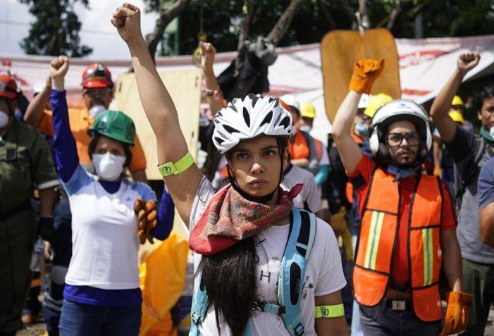 De la tragedia del sismo surge una nueva generación