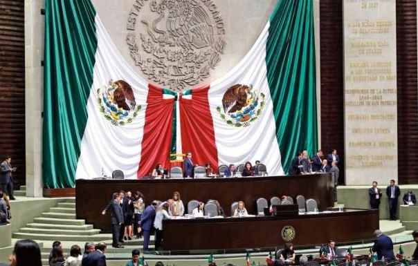 Legisladores no lograron acuerdo en la Mesa Directiva en San Lázaro; se fueron a receso
