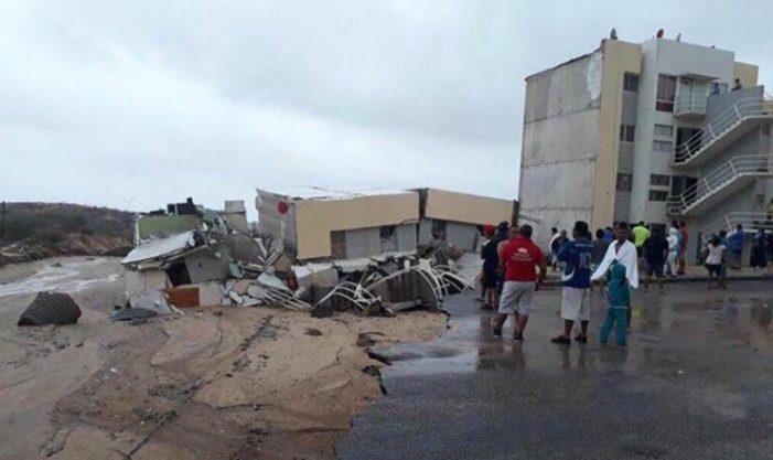 Emiten emergencia por 'Lidia' en 6 municipios de Sonora y dos de BCS