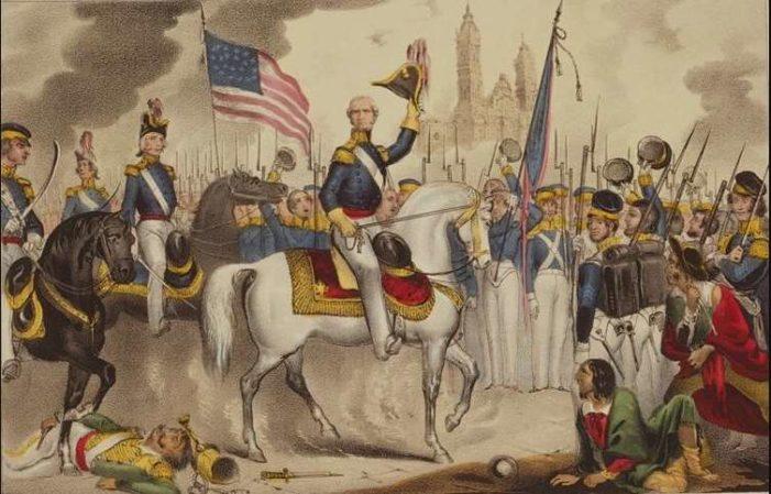 A 170 años de la ocupación militar estadunidense de la ciudad de México