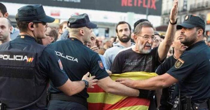España en ebullición antes del referendo por la independencia de Cataluña