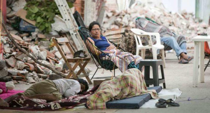 Comenzará la demolición de viviendas afectadas por el sismo en Juchitán