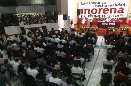 Morena ratifica a Claudia Sheinbaum; decide no repetir encuesta