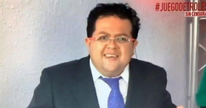 Director de Diario Cambio de Puebla culpa a Mara de su propio asesinato (Video)