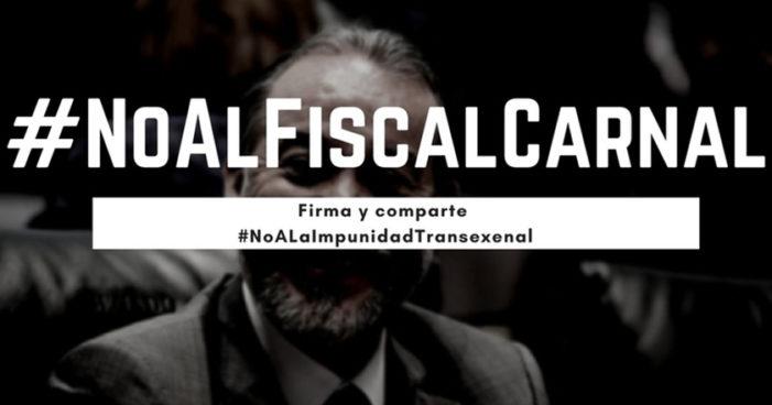 Lanzan petición en línea para exigir #NoAlFiscalCarnal, Raúl Cervantes