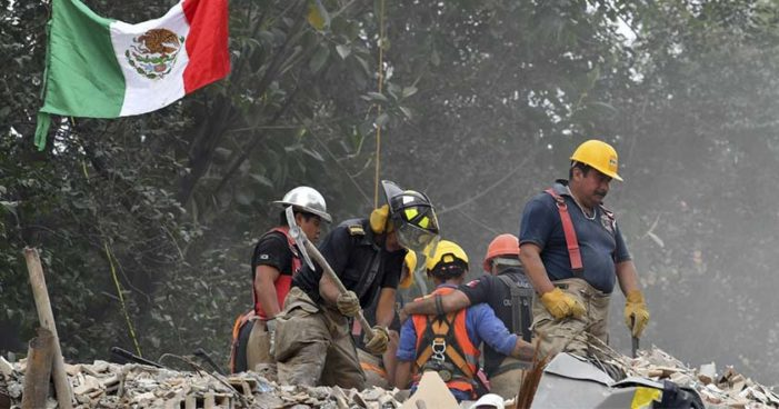 Proponen que EU aplique protección temporal a migrantes mexicanos tras el sismo