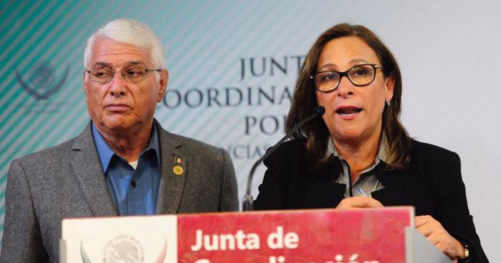 'Propuesta #VamosPorUnaFiscalíaQueSirva ya está en Comisión': Rocío Nahle
