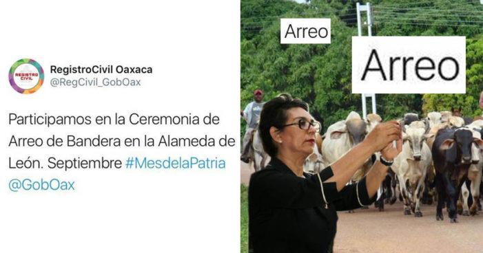 Se burlan redes sociales de tweet del Registro Civil de Oaxaca