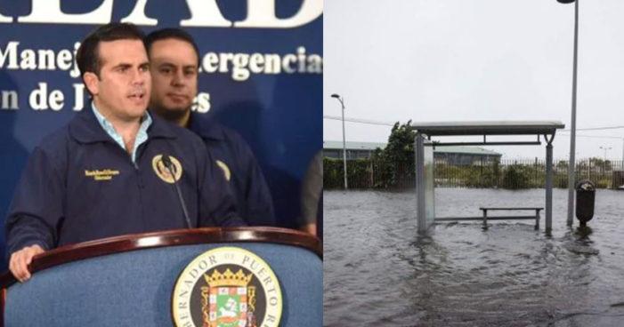Toque de queda en Puerto Rico tras devastación por huracán María