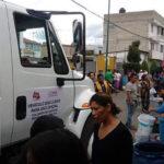 Xochimilco: Pobladores de San Gregorio bloquean calles para exigir agua