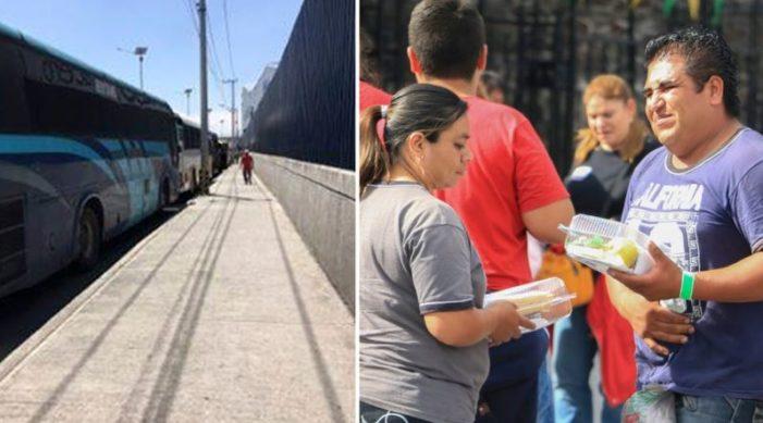 Usuarios en redes exhiben acarreados para el grito de Peña Nieto