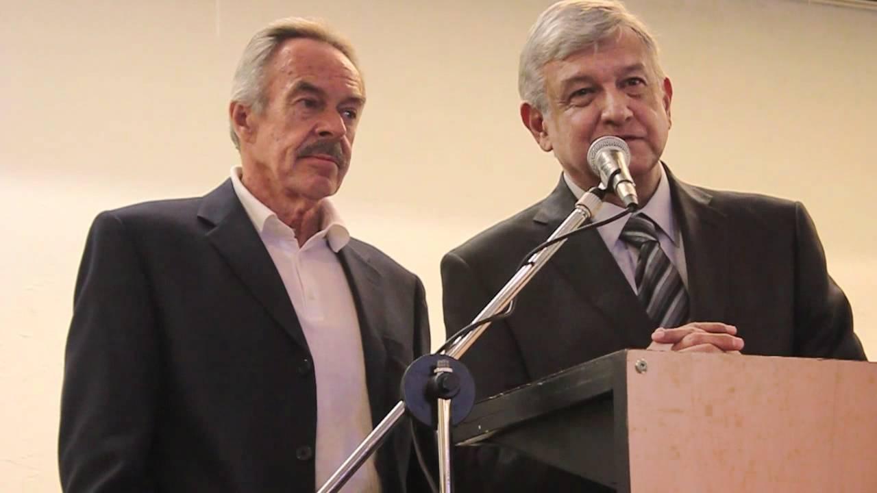 Murió el secretario de Ciencia de la CdMx, René Drucker