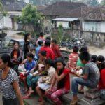 Más de 10 mil evacuados en Bali, Indonesia por riesgo de erupción volcánica
