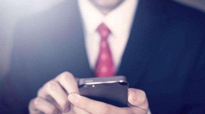 ¿Por qué no se puede usar el celular en el banco?