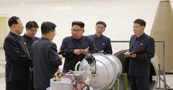 Corea del Norte propone a Irán unir fuerzas contra EU; 'somos hermanos de armas'