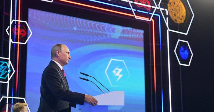 'La nación puntero en inteligencia artificial dominará el mundo': Putin