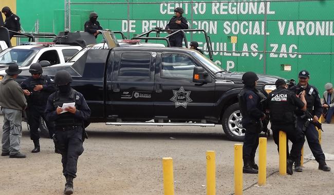 Riña en penal de Cieneguillas deja un muerto y 9 heridos