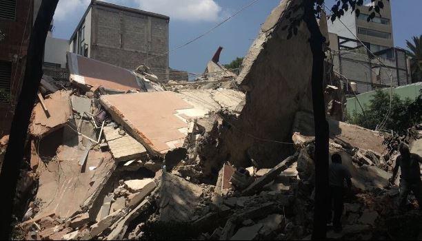 Zona con mayores afectaciones por sismo, donde más especulan inmobiliarias