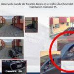 Chofer que mató a Mara Fernanda sonrió tras salir del Motel donde le arrebató la vida