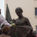 Conmemoraron a costureras fallecidas del 85 horas antes del terremoto