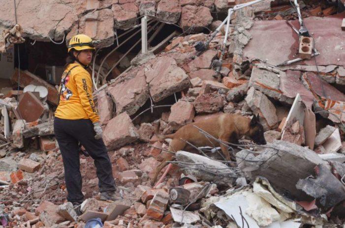 24 inmuebles a punto del colapso en la Cuauhtémoc