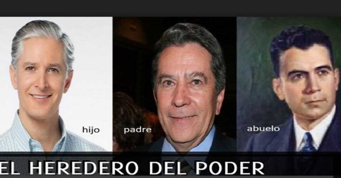 Del Mazo primo de Peña y 'heredero de la dinastía' afianzará 94 años del PRI en Edomex