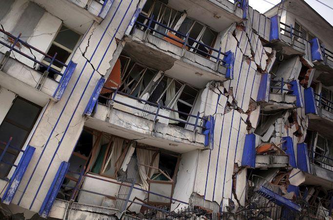 Ya son 90 los muertos por el terremoto