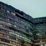 Edificio Canadá sobre Insurgentes fue desalojado, se espera que colapse en cualquier momento