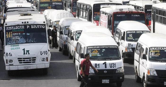 Choferes del transporte público pagan hasta 20 mil para no ser asesinados en el Edomex