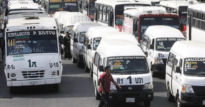 Gobierno de Edomex anuncia aumento a tarifa de transporte público