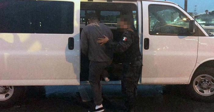 Deportan a 'El Cubano', un presunto responsable de la masacre en Allende, Coahuila
