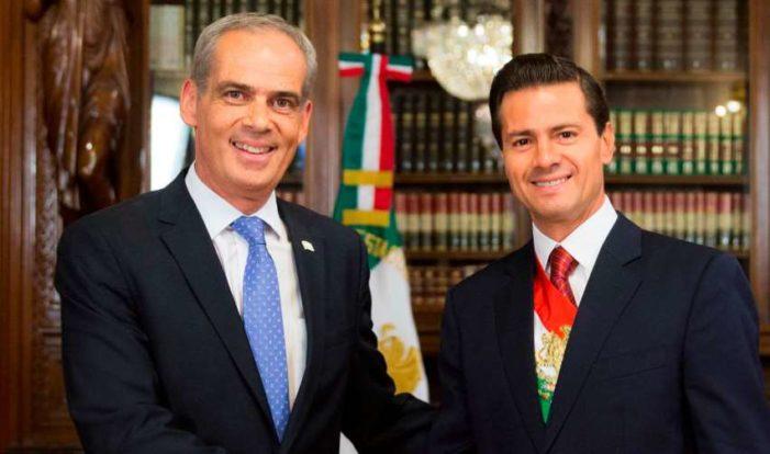 Israel felicita al gobierno de Peña Nieto por expulsar a embajador de Corea del Norte
