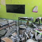 SEP informa que revisión de daños en escuelas tardará hasta dos semanas