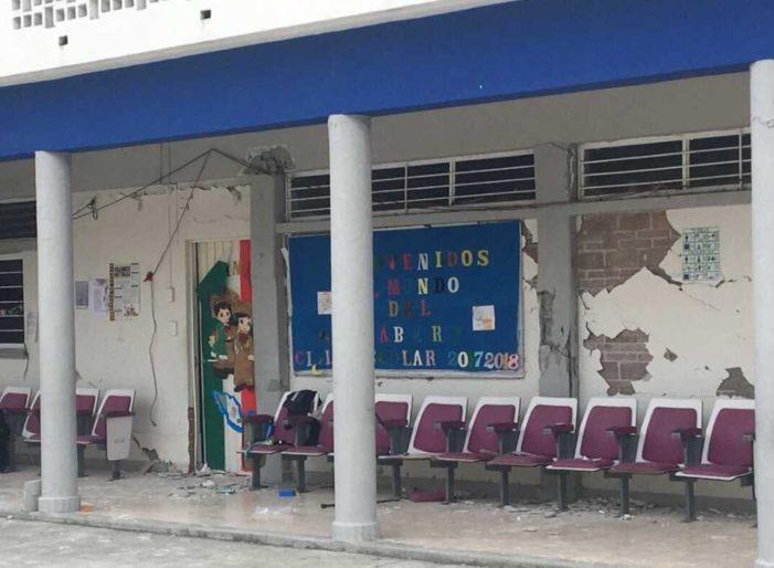 En Puebla se destinaron más de 13 mdp para reforzar escuelas, pero no resistieron el sismo