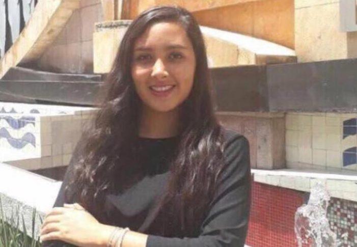 Joven estudiante abordó un Cabify el viernes y aún no se sabe nada de ella