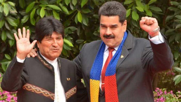 Venezuela y Bolivia se solidarizan y ofrecen apoyo a México por el terremoto