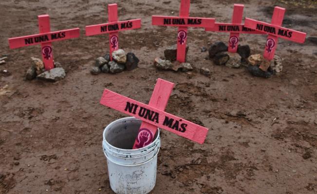 Van en aumento los feminicidios, diariamente son asesinadas 7 mujeres: CNDH