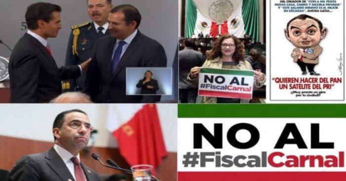 'Sólo fue circo', ahora PAN da entrada a Cervantes a la fiscalía anticorrupción