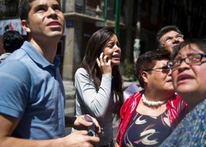 Foráneos en CDMX vuelven a sus lugares de origen ante el temor de otro sismo