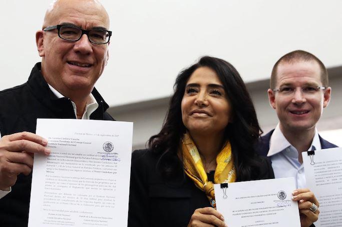 Frente PAN-PRD-MC es rechazado y mal visto por 41% de los mexicanos: Parametría