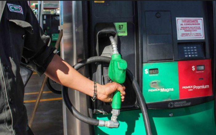Aumentos a combustibles incidieron en inflación de primera quincena de enero