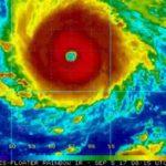 Fuerza de huracán Irma es la mayor de la historia del Atlántico